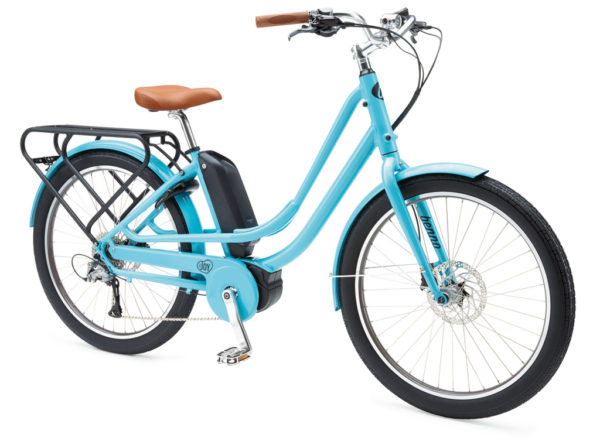 2020 Benno eJoy - Capri Blue