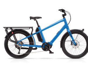 2020 Benno Boost E - Speed Machine Blue