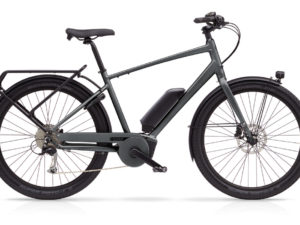 2021 Benno eScout - Matte Graphite Grey