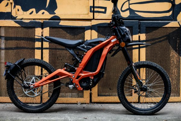 2020 Sur-Ron LBX Road Legal Dual Sport Electric Motorcycle