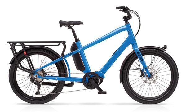 Benno Boost E Machine Blue
